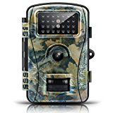 Trail Game Camera-ENKLOV Wildlife Hunting Camera with Infrared Night Vision,2.4inch LCD Screen,IP66 Waterproof