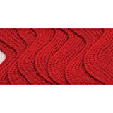 Wrights 117-402-065 Polyester Rick Rack Trim, Red, Jumbo, 2.5-Yard