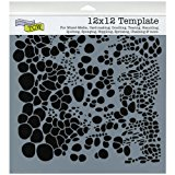 Crafters Workshop Crafter's Workshop Template, 12 by 12-Inch, Cell Theory
