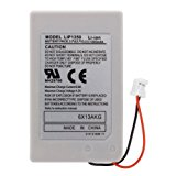 SODIAL(R) 2X 1800mAh Replacement Battery Compatible with PS3 Slim Remote Controller