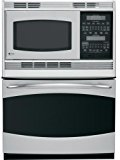 "GE PT970SRSS Profile 30"" Stainless Steel Electric Combination Wall Oven - Convection"