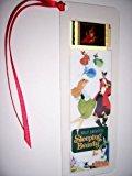 SLEEPING BEAUTY movie film cell bookmark memorabilia collectible disney anima...