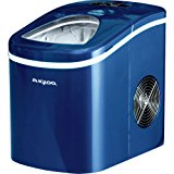 Igloo Compact Portable Ice Maker (Blue) - ICE108-Blue Capable of Producing 26 Lbs. Of Ice Per Day
