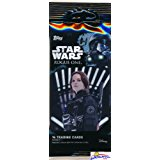 2016 Topps Star Wars Rogue One Series 1 EXCLUSIVE Factory Sealed JUMBO FAT Pack with 16 Cards Including (3) Parallel & (3) Inserts! Look for Autographs, Relics,Printing Plates & Sketch Cards! Wowzzer!