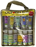 California Baby Eco Traveler Mixed Scent Gift Set