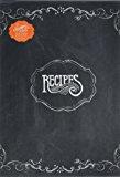 C.R. Gibson Vertical Recipe Keeper Flip Stand, Savory Eats