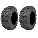 Pair of Kenda Bear Claw (6ply) ATV Tires [24x9-11] (2)