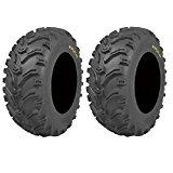 Pair of Kenda Bear Claw (6ply) ATV Tires [24x9-11] (2)