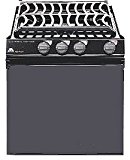 Atwood Wedgewood 52231 21 Inch Vision Range Oven with Piezo Ignitor, Notched
