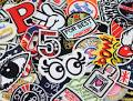 24pcs Random Assorted Sew-On Embroidered Patch Motif Applique
