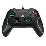 ICOCO USB Wired Xbox One Game Controller Gamepad Joystick Joypad Ergonomic Design For XboxONE Shock Vibration