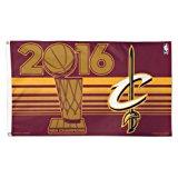 Cleveland Cavaliers NBA Champs Flag (Pre-Sale)
