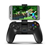 GameSir T1 Wireless Bluetooth Game Controller for Android, USB Wired Gamepad for PC, Gaming Controller for Smart TV / TV BOX, PS3, Samsung Gear VR