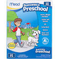 Mead Success in Preschool Workbook Learning Printed Book - Book ...