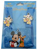 Disney Pin - My First Mickey and Pluto Trading Pin Starter Set