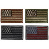 Horizon Bundle Tactical USA Flag Patches