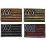 Horizon Bundle Tactical USA Flag Patches