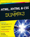 HTML, XHTML and CSS For Dummies [Book]