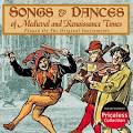 Gotham Distribution Corp Songs & Dance of Medieval & Renaissan 3356068