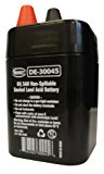 American Hunter Lantern 6 Volt 5 AMP HR Rechargeable Battery (Black)