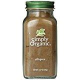 Simply Organic Allspice, 3.07 Ounce