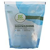 Grab Green Natural Automatic Dishwashing Detergent Pods, Fragrance Free, 60 Loads