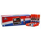 Elmer's All Purpose School Glue Sticks, Washable, 60 Pack, 0.24-ounce sticks