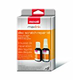 Maxell 190041 Disc Scratch And Repair Kit