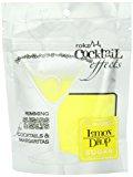 Rokz Design Group Cocktail Sugar, Lemon Drop, 5 Ounce