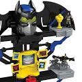 Fisher-Price Imaginext DC Super Friends Transforming Batcave ...