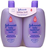 Johnson's Bedtime Bath Gentle Cleanser, 28 Fl. Oz. (Pack of 2)