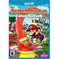 Paper Mario COLOR SPLASH [Wii U Game]