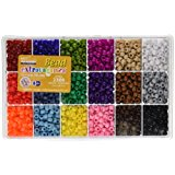 The Beadery Giant Crayon Bead Box - approximately 2300 beads