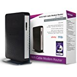 NETGEAR N450 (8x4) WiFi DOCSIS 3.0 Cable Modem Router (N450) Certified for Xfinity from Comcast, Spectrum, Cox, Cablevision & more