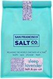 Sleep Lavender Bath Salts 2 lb. Luxury Bag