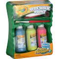 Crayola Sidewalk Paint, Washable!