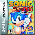 Sonic The Hedgehog Genesis [Game Boy Advance Game]