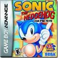 Sonic The Hedgehog Genesis [Game Boy Advance Game]