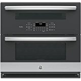 """GE Profile PT9200SLSS 30"""" 5 cu. ft. Total Capacity Electric Double Wall Oven , in Stainless Steel"""