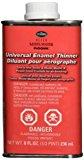 Testors Enamel Airbrush Thinner, 8-Ounce