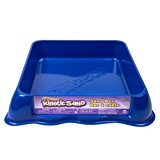 Kinetic Sand Sand Tray - Assorted Colors