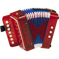 Hohner Kids UC102R Toy Accordion