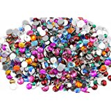 Assorted Crafting Sew On Gems Pack Over 700 Pieces