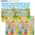 Baby Care Play Mat - Pingko Friends Large