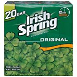 Irish Spring Deodorant Soap Original Scent - 20 ct