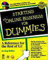 Starting An Online Business For Dummies? [Book]