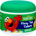 Sesame Street Water Coloring Tablets, Fizzy Tub Colors - 50 ...