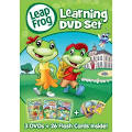 Leap Frog Learning, 3 Disc Set [DVD]