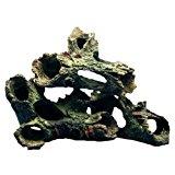 Coco*Store 3Pcs Aquarium Decoration Trunk bole Driftwood for fish Tank Resin Ornaments