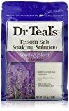Dr Teals Lavender Epsom Salt - Soothe and Sleep - 3lbs - 1 bag